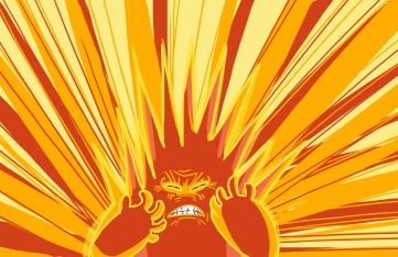 les colère de la flamme copie