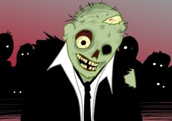 zombie copie